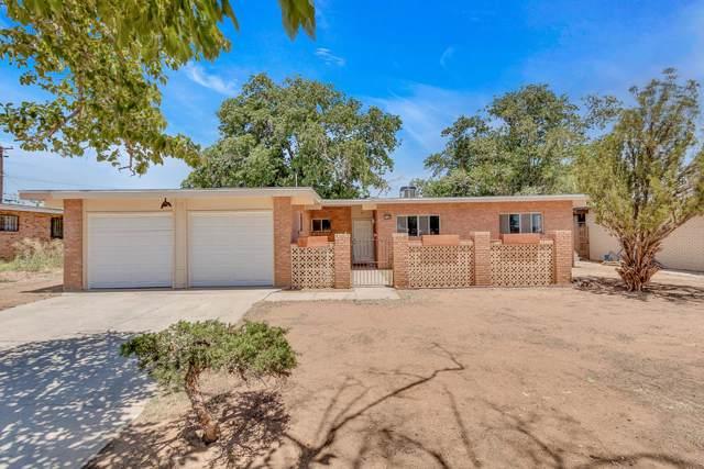 5109 Paris Avenue, El Paso, TX 79924 (MLS #818964) :: Jackie Stevens Real Estate Group brokered by eXp Realty