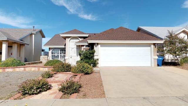 12237 Red Sun Drive, El Paso, TX 79938 (MLS #818982) :: Preferred Closing Specialists