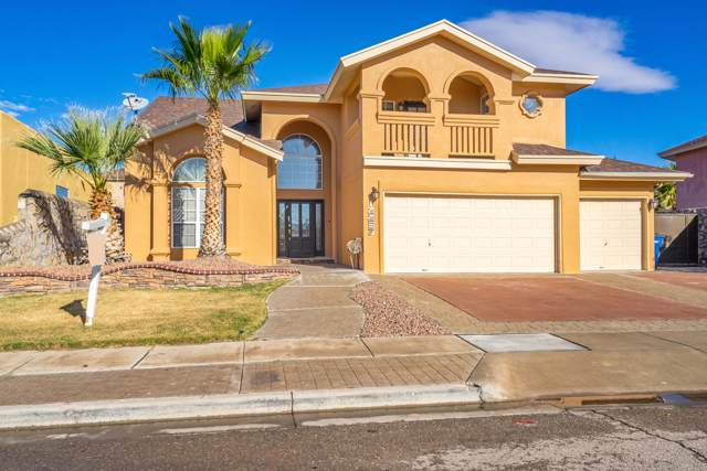 12253 Diana Natalicio Drive, El Paso, TX 79936 (MLS #818988) :: Preferred Closing Specialists
