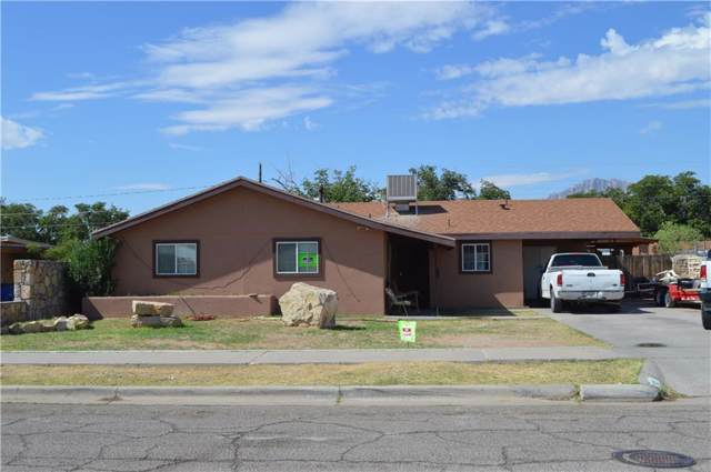 9525 Vicksburg Drive, El Paso, TX 79924 (MLS #818989) :: The Matt Rice Group