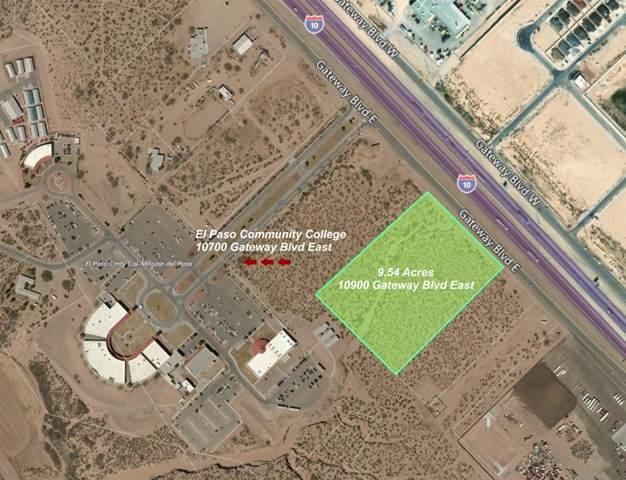 10900 Gateway E Boulevard E, El Paso, TX 79928 (MLS #818991) :: The Purple House Real Estate Group