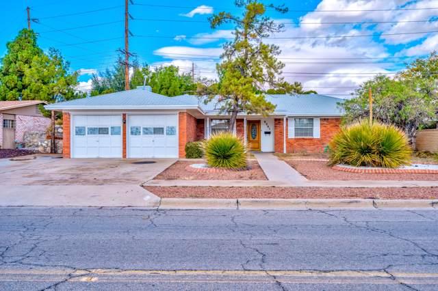 9201 El Dorado Drive, El Paso, TX 79925 (MLS #818992) :: The Purple House Real Estate Group
