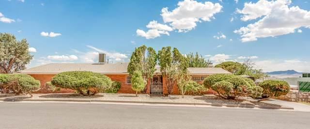 4237 N Stanton Street, El Paso, TX 79902 (MLS #818994) :: The Purple House Real Estate Group