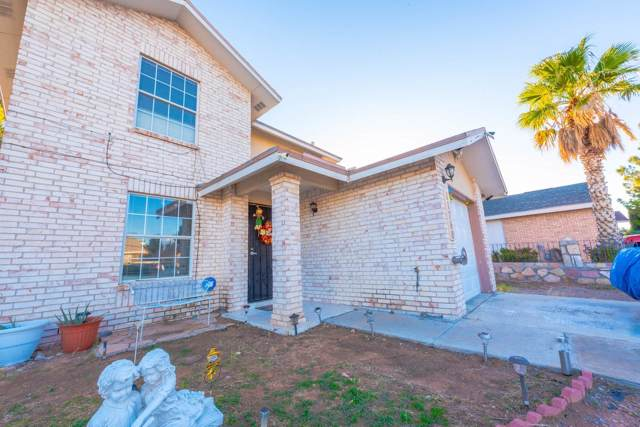 11760 Two Towers Drive, El Paso, TX 79936 (MLS #819000) :: The Purple House Real Estate Group