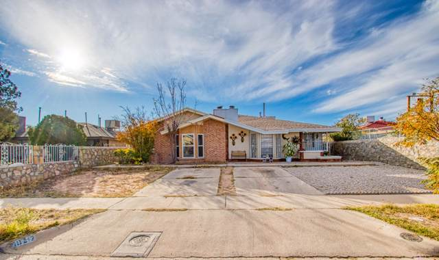 10219 Silver Strand Place, El Paso, TX 79924 (MLS #819001) :: The Purple House Real Estate Group