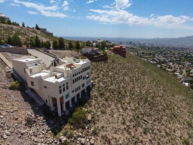 65 Sierra Crest Drive, El Paso, TX 79902 (MLS #819002) :: The Purple House Real Estate Group