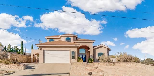 4017 Moonlight Avenue, El Paso, TX 79904 (MLS #819004) :: Mario Ayala Real Estate Group