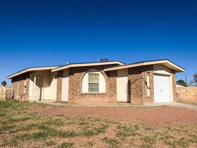 207 Oscar Alvarez Court, El Paso, TX 79927 (MLS #819005) :: The Purple House Real Estate Group