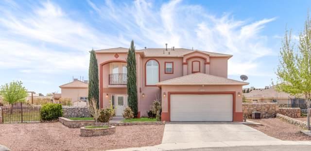 5900 Anapaula Drive, El Paso, TX 79932 (MLS #819006) :: Preferred Closing Specialists