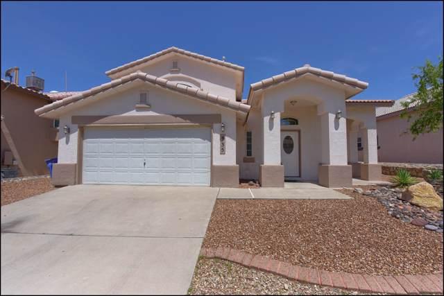 935 Via Descanso Drive, El Paso, TX 79912 (MLS #819028) :: Preferred Closing Specialists