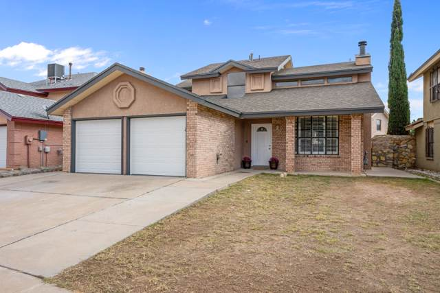 3020 Lake Champlain Street, El Paso, TX 79936 (MLS #819039) :: Preferred Closing Specialists