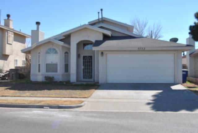5752 Colin Powell Avenue, El Paso, TX 79934 (MLS #819058) :: Preferred Closing Specialists