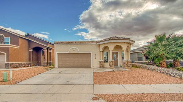 7116 Copper Trail Avenue, El Paso, TX 79934 (MLS #819111) :: Preferred Closing Specialists