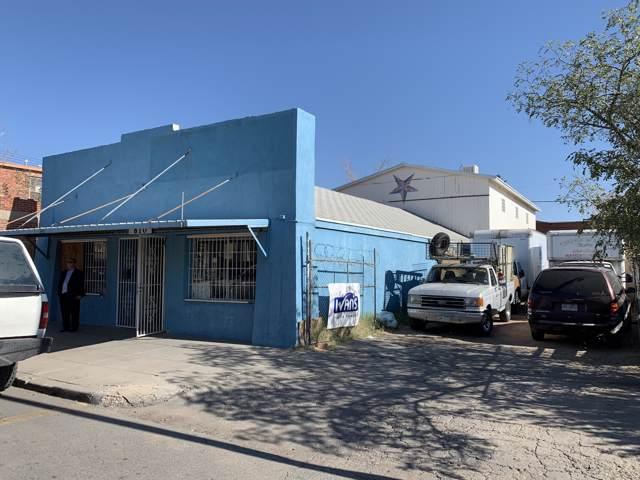 610 S Mesa Street, El Paso, TX 79901 (MLS #819131) :: Preferred Closing Specialists