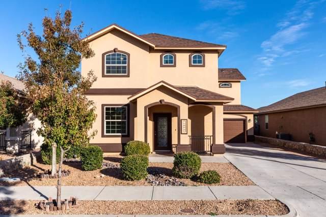 10936 Coyote Ranch Lane, El Paso, TX 79934 (MLS #819135) :: Preferred Closing Specialists