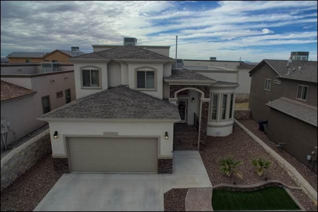 2175 Enchanted Brook Drive, El Paso, TX 79911 (MLS #819159) :: Preferred Closing Specialists