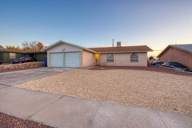 11532 Jim Ferriell Drive, El Paso, TX 79936 (MLS #819167) :: Preferred Closing Specialists