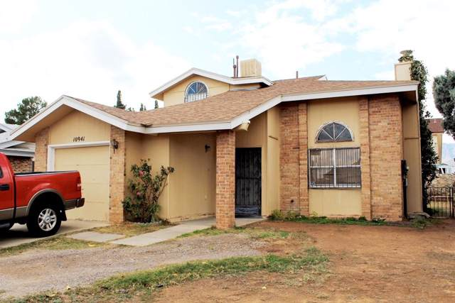 10941 Willie Mays Drive, El Paso, TX 79934 (MLS #819180) :: Preferred Closing Specialists