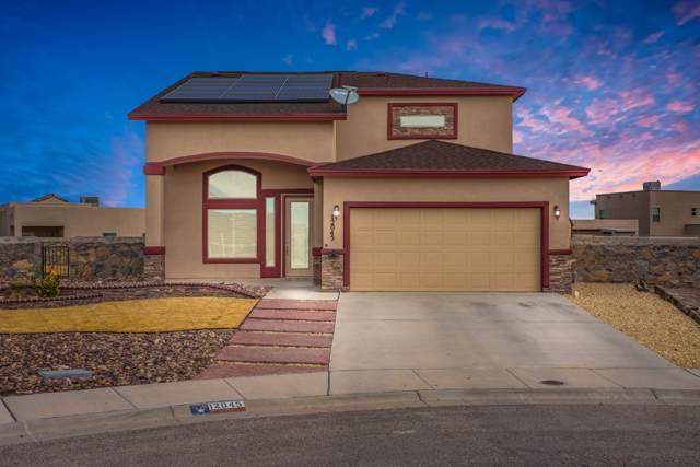 12045 N Breeze Place, El Paso, TX 79934 (MLS #819194) :: Preferred Closing Specialists