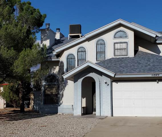 11849 Emily Court Court, El Paso, TX 79936 (MLS #819199) :: Preferred Closing Specialists