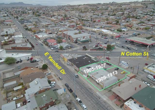 1909-1913 E Yandell, El Paso, TX 79903 (MLS #819207) :: Preferred Closing Specialists