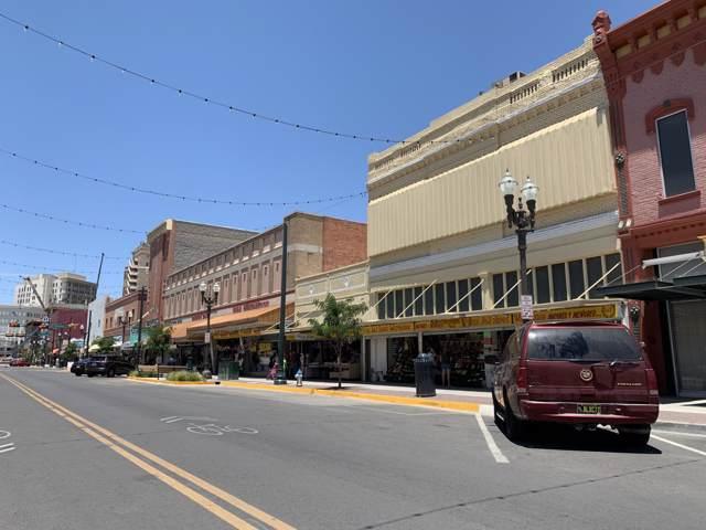 320-326 S El Paso, El Paso, TX 79901 (MLS #819209) :: Jackie Stevens Real Estate Group