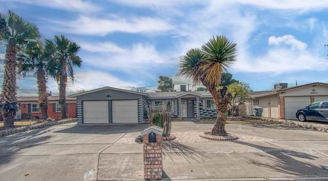 10808 George Archer Drive, El Paso, TX 79935 (MLS #819213) :: Preferred Closing Specialists