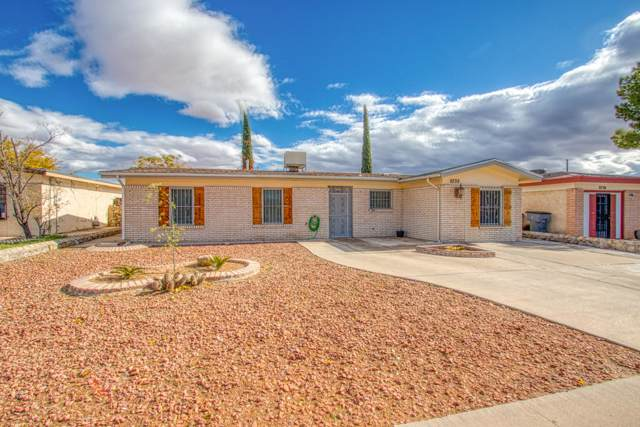 2732 Anise Drive, El Paso, TX 79936 (MLS #819247) :: Preferred Closing Specialists