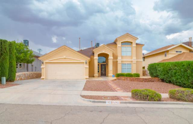 12529 Sun Empress Drive, El Paso, TX 79938 (MLS #819266) :: Preferred Closing Specialists