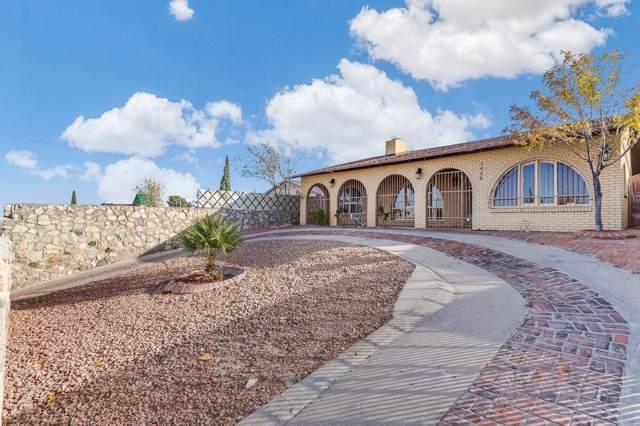3426 Thomason Avenue, El Paso, TX 79904 (MLS #819270) :: Preferred Closing Specialists