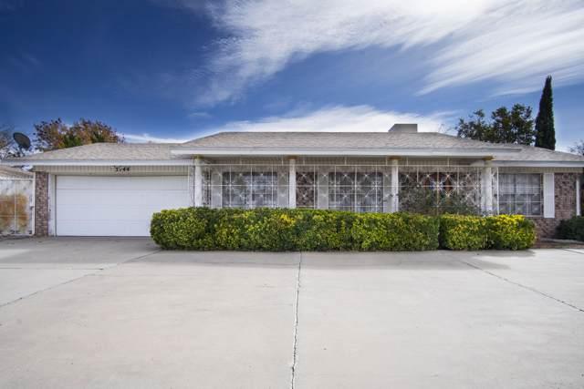 3144 Hector Drive, El Paso, TX 79935 (MLS #819293) :: Preferred Closing Specialists