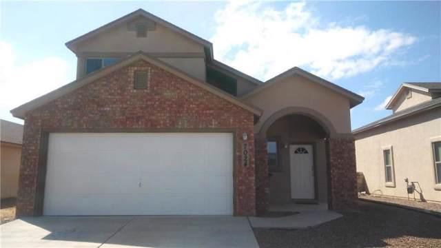 7024 Copper Town Drive, El Paso, TX 79934 (MLS #819304) :: Preferred Closing Specialists