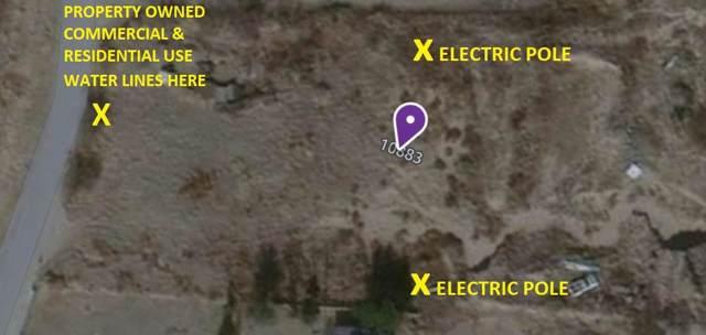 10883 Thunder Road, El Paso, TX 79927 (MLS #819315) :: Preferred Closing Specialists