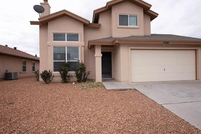 7256 Copper Nail Lane, El Paso, TX 79934 (MLS #819337) :: Preferred Closing Specialists