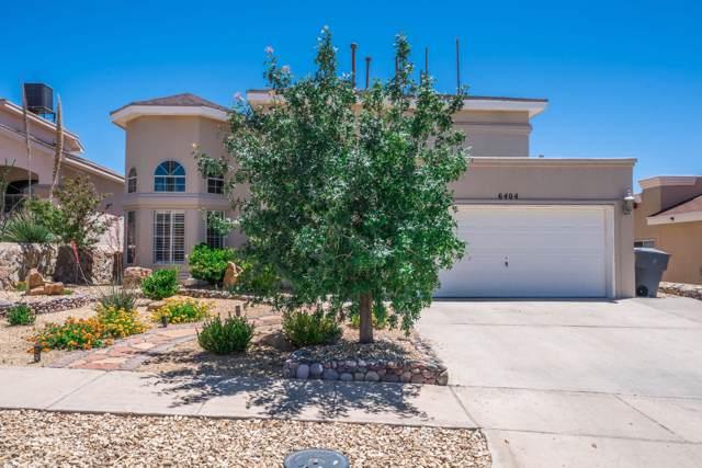 6404 Franklin Ridge Drive, El Paso, TX 79912 (MLS #819342) :: Preferred Closing Specialists