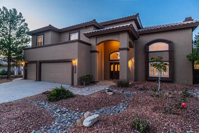 6517 Eagle Ridge Drive, El Paso, TX 79912 (MLS #819353) :: Preferred Closing Specialists