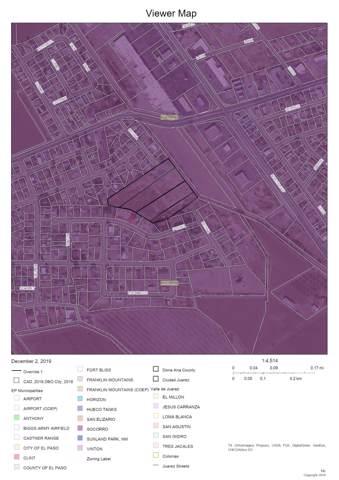 10740 Regina Drive, El Paso, TX 79927 (MLS #819361) :: The Purple House Real Estate Group
