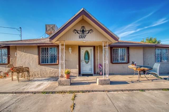 1337 Gaucho Drive, San Elizario, TX 79849 (MLS #819362) :: Preferred Closing Specialists