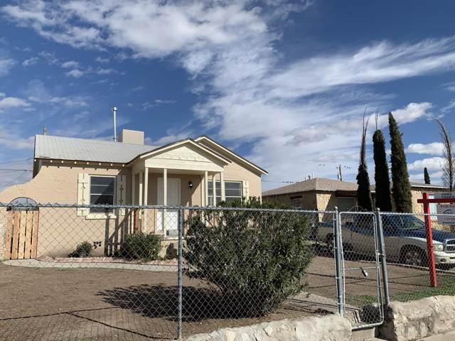 3405 Jackson Avenue, El Paso, TX 79930 (MLS #819381) :: Preferred Closing Specialists