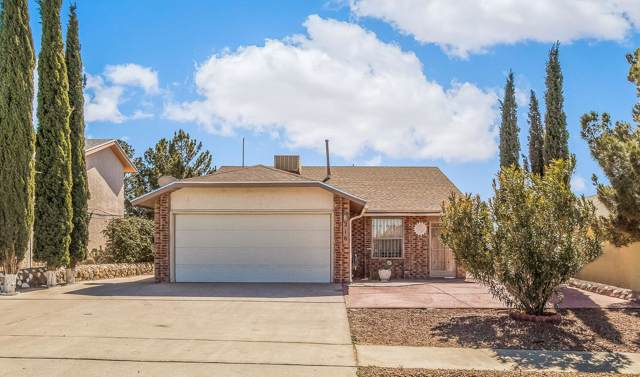 216 Thornridge Circle, El Paso, TX 79932 (MLS #819392) :: Preferred Closing Specialists