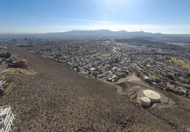 25 Apache Crest Drive, El Paso, TX 79902 (MLS #819396) :: Preferred Closing Specialists