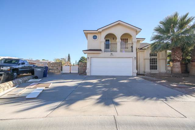12193 Dos Rios Drive, El Paso, TX 79936 (MLS #819448) :: Preferred Closing Specialists