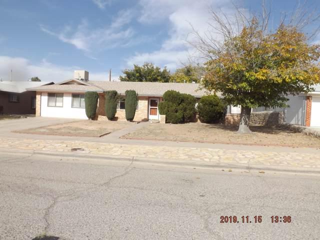 10325 Suez, El Paso, TX 79935 (MLS #819461) :: Preferred Closing Specialists