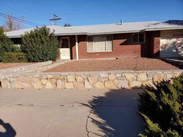 9705 Cosmos Avenue, El Paso, TX 79925 (MLS #819466) :: Preferred Closing Specialists