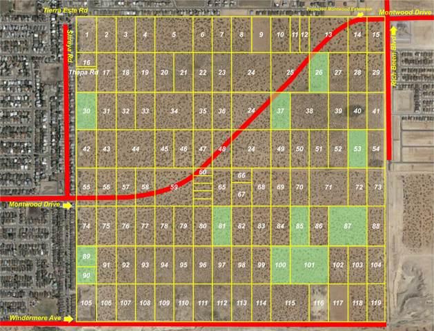 1 Montwood, El Paso, TX 79928 (MLS #819484) :: Preferred Closing Specialists