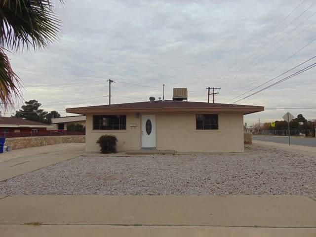 999 Gloria Street, El Paso, TX 79907 (MLS #819490) :: The Purple House Real Estate Group