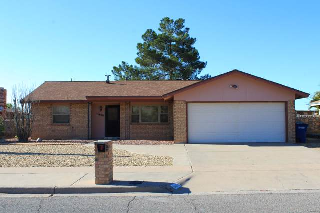11409 Jim Ferriell Drive, El Paso, TX 79936 (MLS #819507) :: Preferred Closing Specialists