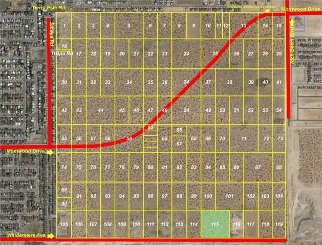 13449 Windermere, El Paso, TX 79928 (MLS #819524) :: Preferred Closing Specialists