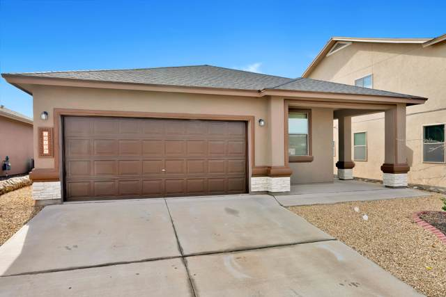 13140 Saker Drive, Horizon City, TX 79928 (MLS #819529) :: Preferred Closing Specialists