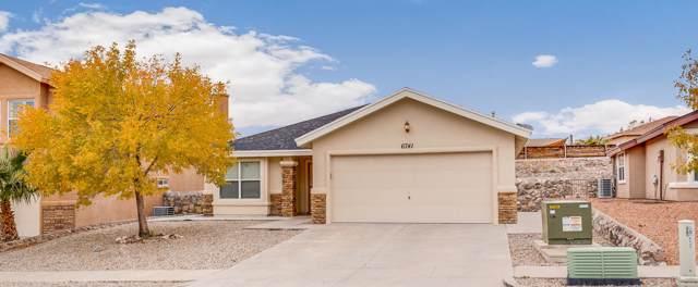 6741 Parque Del Sol Drive, El Paso, TX 79911 (MLS #819557) :: Preferred Closing Specialists